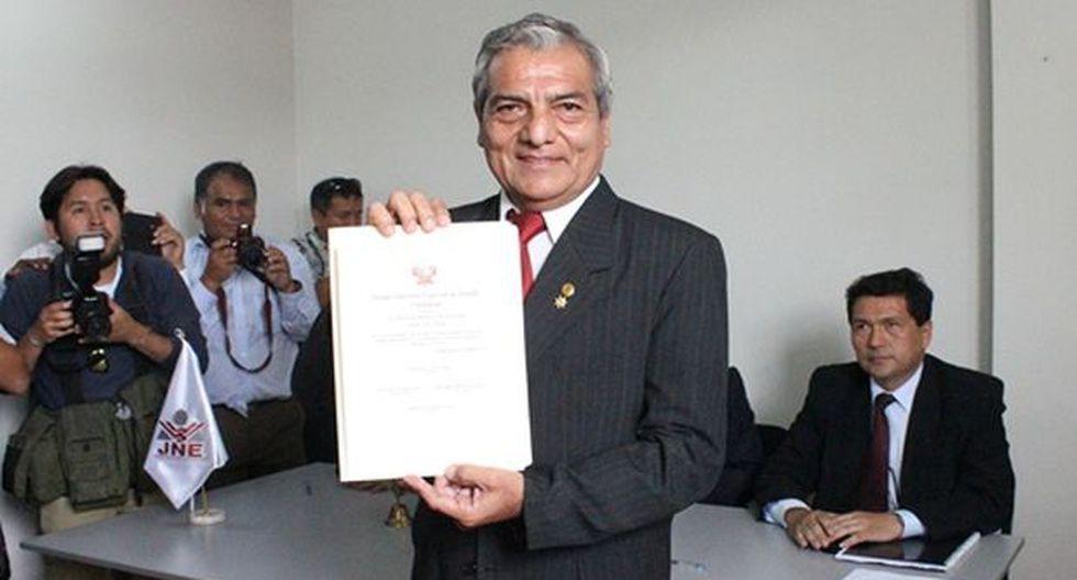 "Elidio Espinoza: ""Seré un alcalde de calle, no de oficina"""