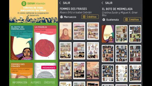 App cuenta el duro trabajo de la ayuda humanitaria en el mundo