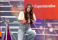 Rebeca Escribens envía mensaje de apoyo a todos los peruanos tras nuevas medidas del Gobierno