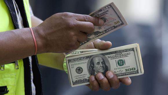 El precio del dólar en México opera a la baja. (Foto: GEC)