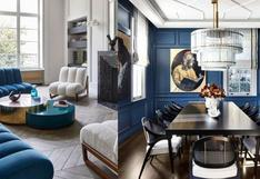 Classic blue, el color del 2020: ¿Cómo incluirlo en la decoración de tu hogar?