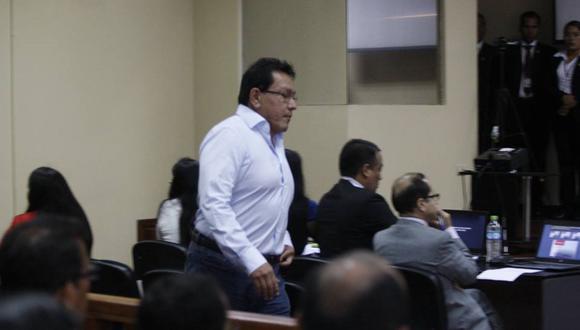 Félix Moreno, exgobernador regional del Callao, se encuentra prófugo de la justicia desde enero. (Foto: GEC)