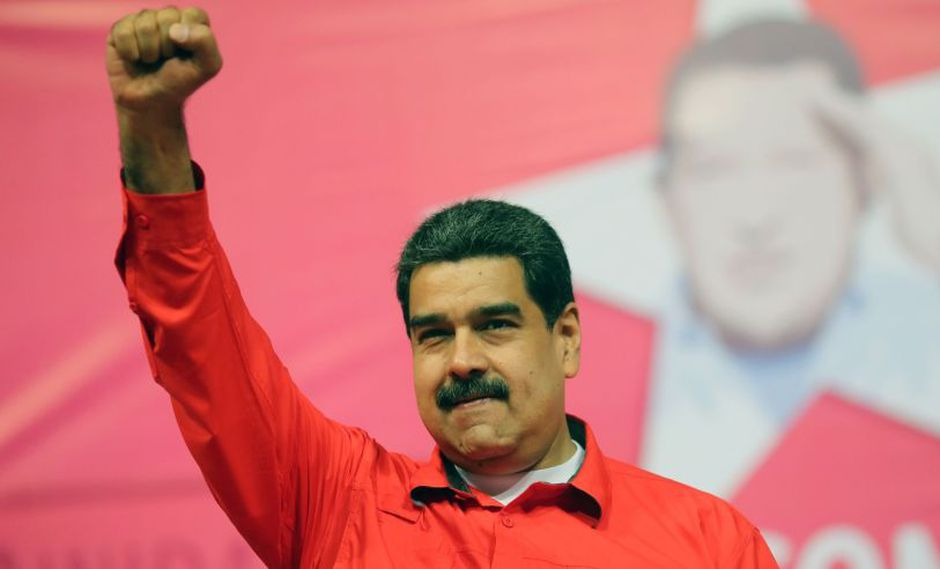 Nicolás Maduro (Foto: AFP)