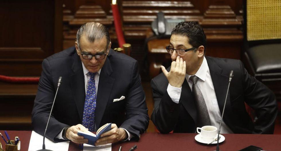 Comisión Permanente nombró a dos nuevos grupos de trabajo para evaluar los decretos de urgencia (Foto: César Campos)