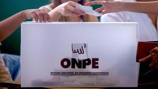 Elecciones 2021: ONPE comunica que mayores de 65 años no están obligados a votar