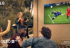 LG OLED TV AI: una nueva experiencia audiovisual que sorprenderá a toda la familia