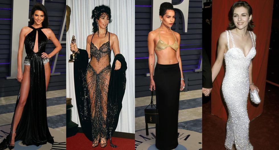 La 'red carpet' de los Oscar como el afer party han sido los escenarios perfectos para que las celebridades luzcan sus looks más atrevidos y sexys. Recorre la galería para conocer más detalles. (Foto: AFP/Pinterest)