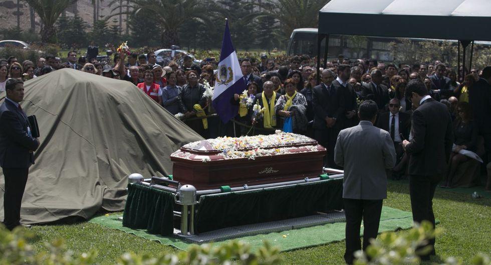 Freddy Ternero: último adiós al ex técnico en Huachipa (FOTOS) - 4