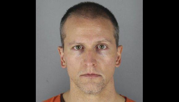 Cambian comparecencia de Derek Chauvin, el policía acusado de asesinar a George Floyd. Foto: Sheriff del condado de Hennepin a través de AP
