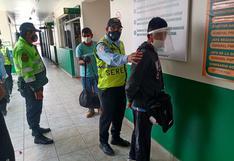 Surco: capturan a falso vendedor de llaveros que robaba celulares en los buses de transporte público