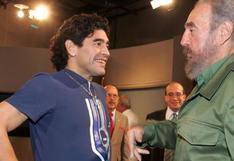 La amistad entre Maradona y Fidel Castro, dos polémicos íconos de América Latina que murieron el mismo día