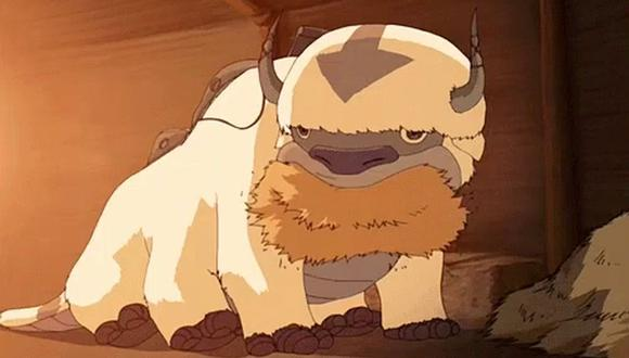Los diseños posteriores del bisonte incluyeron cuernos en espiral, pero los showrunners se dieron cuenta que la forma sería demasiado difícil de animar (Foto: Nickelodeon)