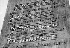 Himno Nacional del Perú: la historia de cómo ubicaron la tumba de Rosa Merino, la primera intérprete de este símbolo patrio