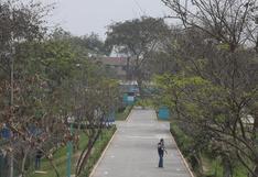Lima: parques zonales reabrirán sus puertas este fin de semana con aforo del 60%