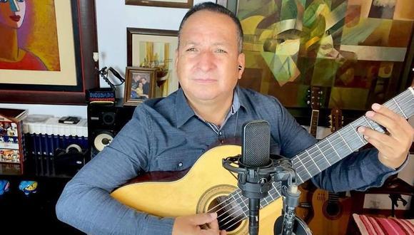 Diosdado Gaitán Castro recibe reconocimiento en EEUU por el Bicentenario de Perú. (Foto: Instagram)