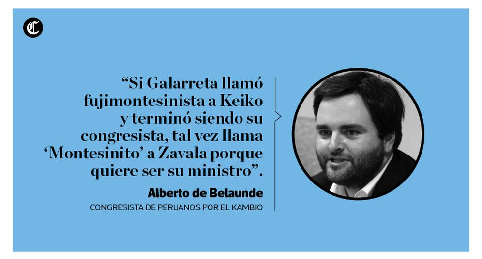 Las frases que dejaron el impasse entre Galarreta y Zavala - 3