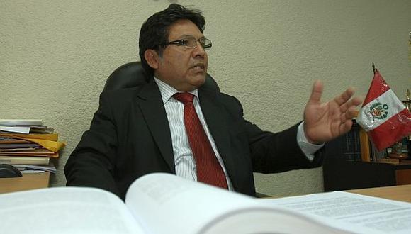 Ramos Heredia integraría red de impunidad a favor de Álvarez