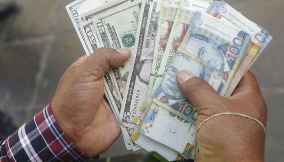 En lo que va del año, el precio del dólar ha crecido 9,87%. (Foto: GEC)
