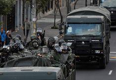 Ecuador EN VIVO: Lenín Moreno declara el toque de queda y militariza Quito