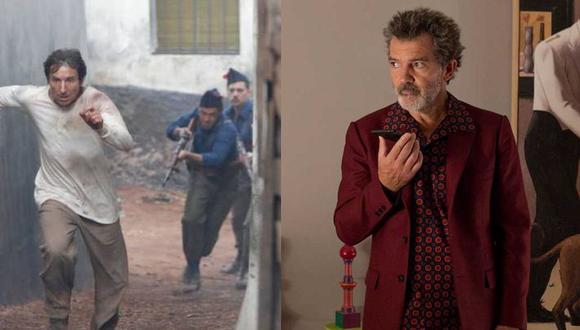 """""""La trinchera infinita"""" y """"Dolor y Gloria"""" lideran las nominaciones de los Premios Platino. (Foto: Difusión)"""