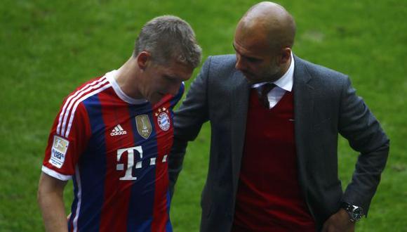 Lesión de Schweinsteiger preocupa a su país de cara al Mundial