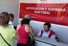 Elecciones 2021: ¿cómo solicitar una dispensa o justificación por no haber ido a votar?