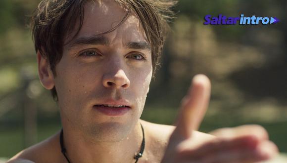 """Leo Deluglio interpreta a Alex joven en """"Quién mató a Sara"""". (Foto: Netflix)"""