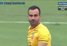 José Carvallo realizó brillante atajada para evitar la goleada de Municipal sobre Universitario | VIDEO