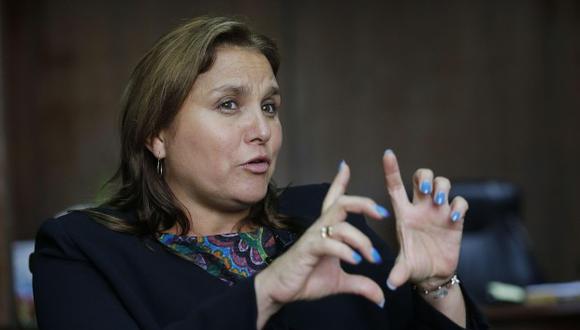 Pérez Tello consideró que la militancia dentro de los partidos políticos debe generar mística. (Foto: GEC)