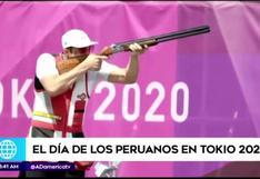 Revive la jornada de los deportistas peruanos en Tokio 2020