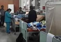 Pisco: más de 50 trabajadores de una empresa se intoxicaron por comer pollo broaster en mal estado