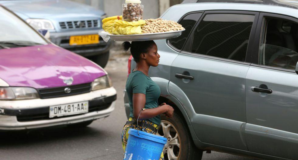 La difícil lucha contra el tráfico de niños en Gabón. (Foto: AFP)