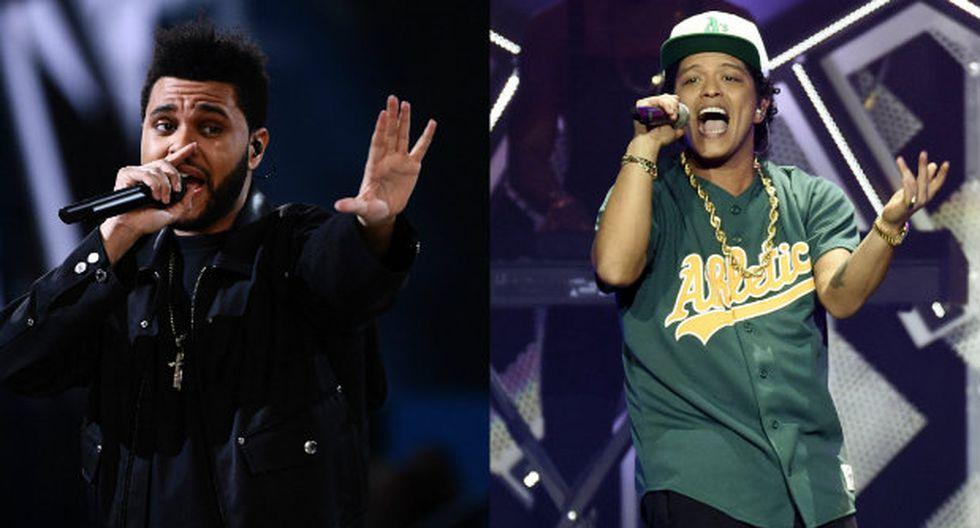 The Weeknd versus Bruno Mars: ¿Cuál de estos discos es mejor? - 1