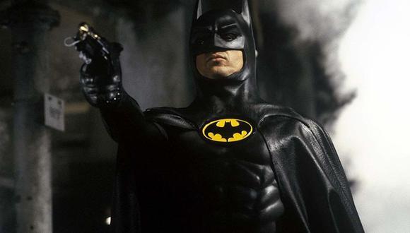 """""""Batman"""" de Tim Burton ayudó al personaje salir de la idea que tenían de el por la serie de televisión. (Foto: Warner Bros.)"""