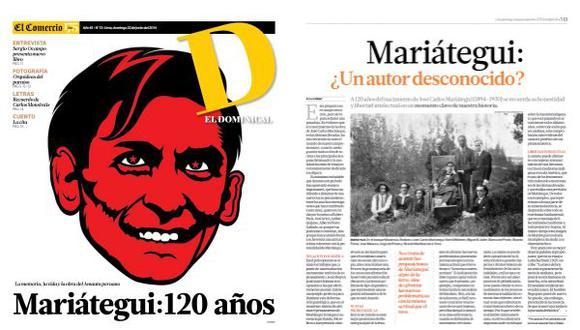 De la editora: 120 años de José Carlos Mariátegui