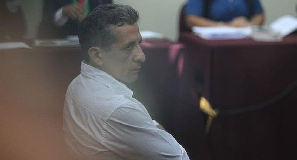 TC declaró improcedente el hábeas corpus de Antauro Humala