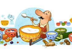 Stamen Grigorov: Google conmemora con nuevo doodle el 142º aniversario del nacimiento del científico búlgaro