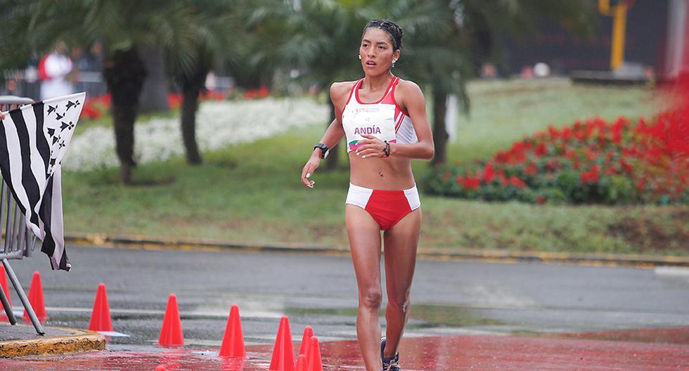 Su meta es correr entre las diez mejores del mundo, mientras crece como atleta y se prepara para Paris 2024