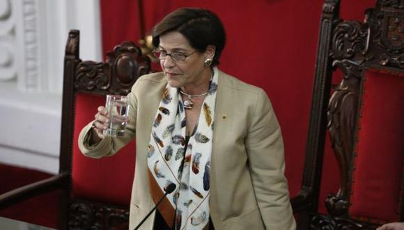Susana Villarán pide a Santa Anita autorizar Tierra Prometida
