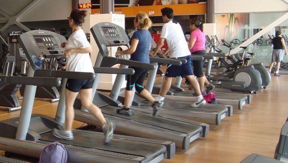 Los gimnasios  volverían en la fase 4 de la reactivación económica. (Foto: GEC)