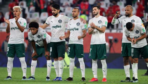 Palmeiras no pudo con Al-Ahly y se despidió cuarto del Mundial de Clubes.