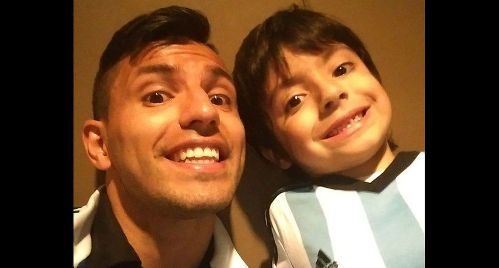 Día del Niño: conoce a los hijos de las estrellas del fútbol - 11