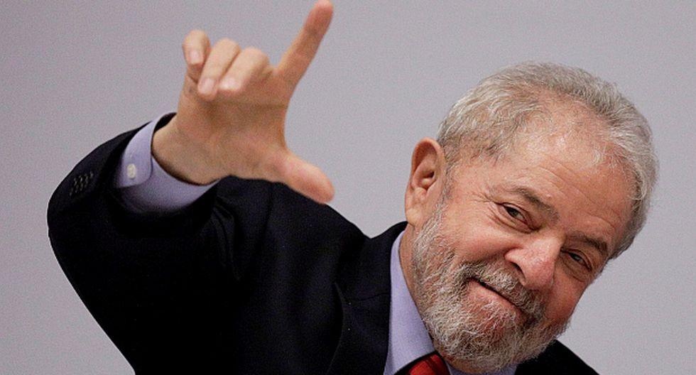 Lula lidera las encuestas pese a estar cercado por la justicia