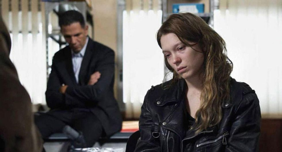 "Escena de ""Roubaix, une lumière"" de Arnaud Desplechin"
