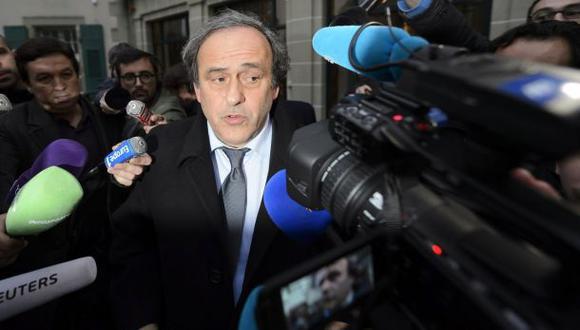 Michel Platini: ya se tiene fecha de sentencia para el caso
