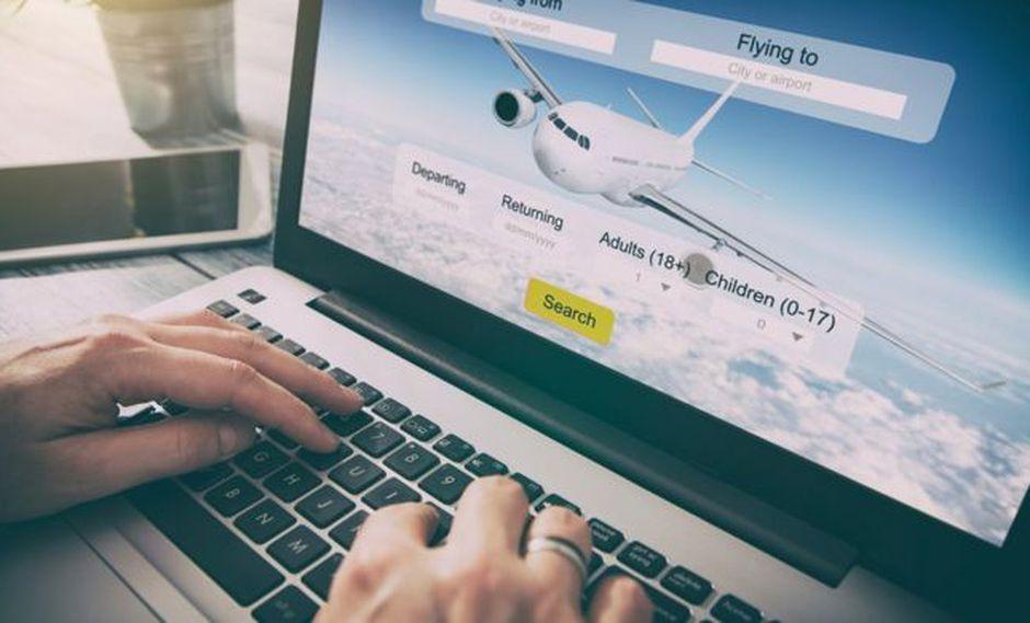 Comprar un vuelo por internet te puede salir más caro de lo que tal vez imaginas. (Foto: Getty Images)