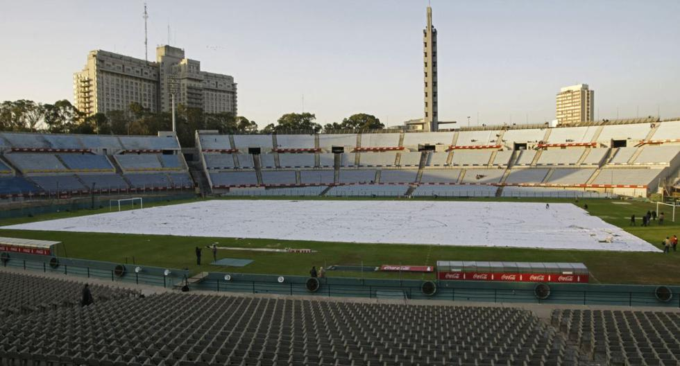 Estadio Centenario, 409 en la Copa Libertadores. (Foto: AFP)