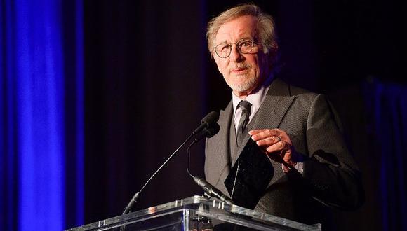 Steven Spielberg se reunió con ejecutivo de Netflix y despejó rumores de algún conflicto. (Foto: AFP)