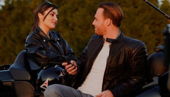 """Eda y Serkan están planeando su boda en """"Love Is in the Air"""" pero, ¿llegarán a casarse? (Foto: Insragram/Sen Çal Kapımı)"""