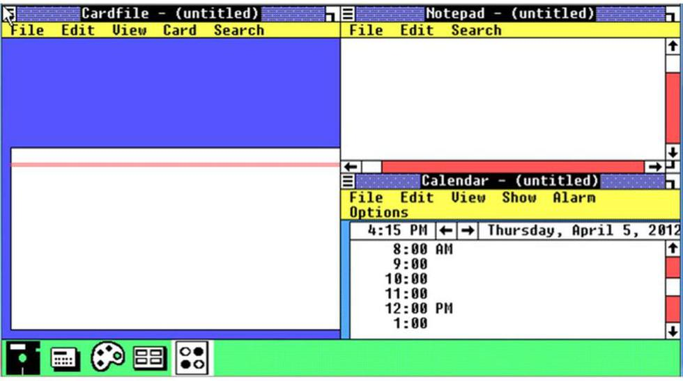 Microsoft: así fue la evolución de Windows en 30 años - 2